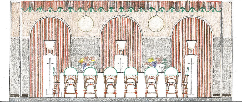 Sunbrella at DIFFA Dining By Design