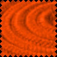 Sunbrella Braid in Sunset Orange