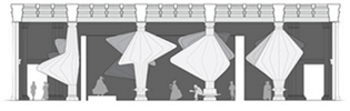 Brooklyn Museum Canopies